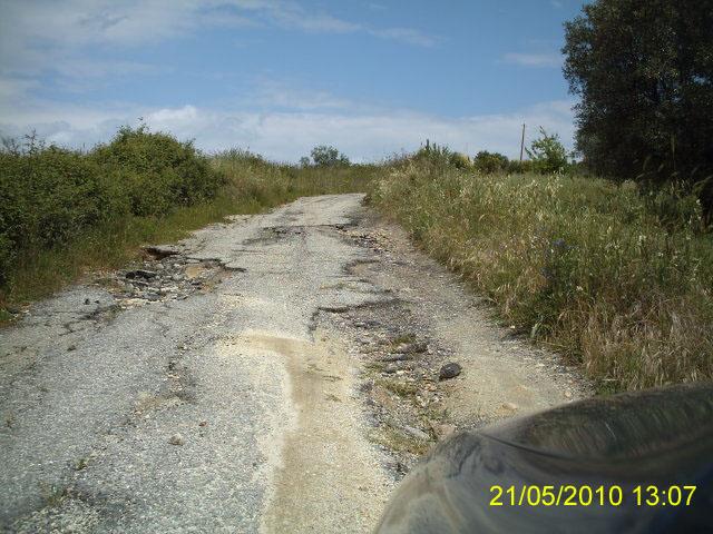 IMAG0059v002 Aggiornamento viabilità delle contrade di campagna di Bisignano