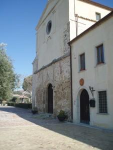 Santuario-SantUmile E' passato già un anno e la situazione al Santuario di Sant'Umile è rimasta uguale