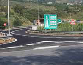 autostrada Anas, dal 27/09 chiuso tratto A3 tra Altilia e Falerna