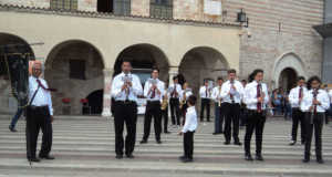 banda-ad-assisi-300x160 La banda Musicale di Bisignano ad Assisi