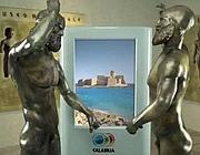 """bronzi-180x140 Spot con bronzi di Riace non piace. Callipo """"Sono indignato"""""""