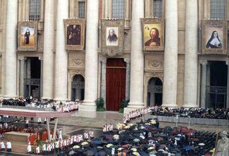 canonizz_santumile Santificazione Frate Umile da Bisignano, 8° Anniversario -19 Maggio 2002