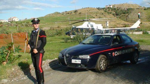 carabinier_ Spaccio di droga: Sette arresti tra Acri, Bisignano e Rende