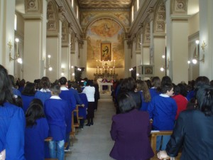 celebrazione-messa-bisignano-300x225 Santa Messa in preparazione della Pasqua