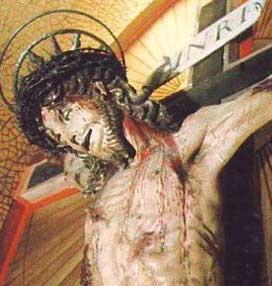 crocifisso Tradizioni Pasquali a Bisignano