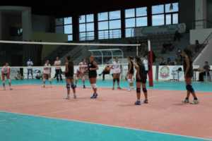 heraclea-300x200 Volley: Mail Services Heraclea – BCC Mediocrati 3-1