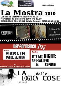 mostra2010 Eventi: La Mostra 2010