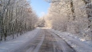 neve1 Neve in Calabria, obbligo di catene sulla A3