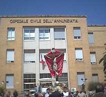 ospedalosenza Anziano scomparso dall'ospedale di Cosenza. Ritrovato il cadavere