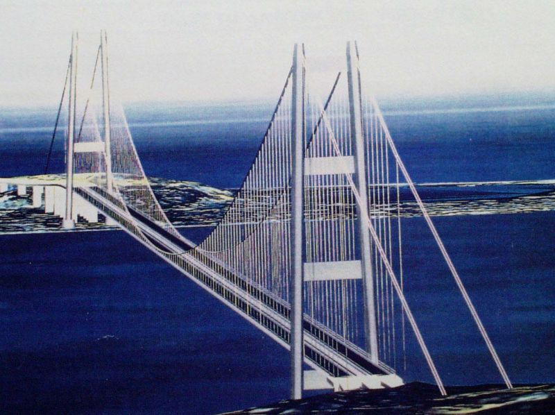 pontestrettomess No al ponte sullo stretto. Legambiente domani scende in piazza
