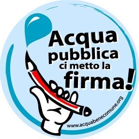 """referendum-abrogativo-acqua Riunione sul referendum abrogativo, aderisce """"La Svolta"""""""