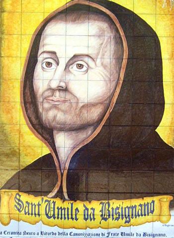 sUmile1 26 Novembre, inizia l'anno giubiliare per Sant'Umile