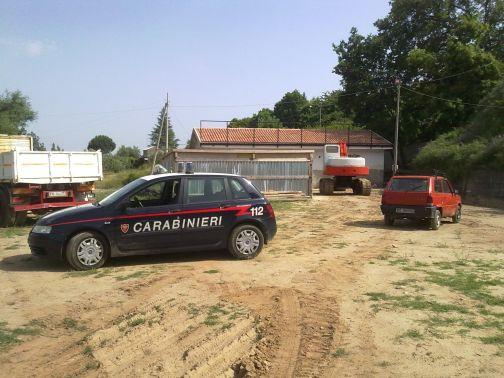 show_image_NpAdvSinglePhoto1 Tre arresti a Bisignano per furto di inerti nel Crati