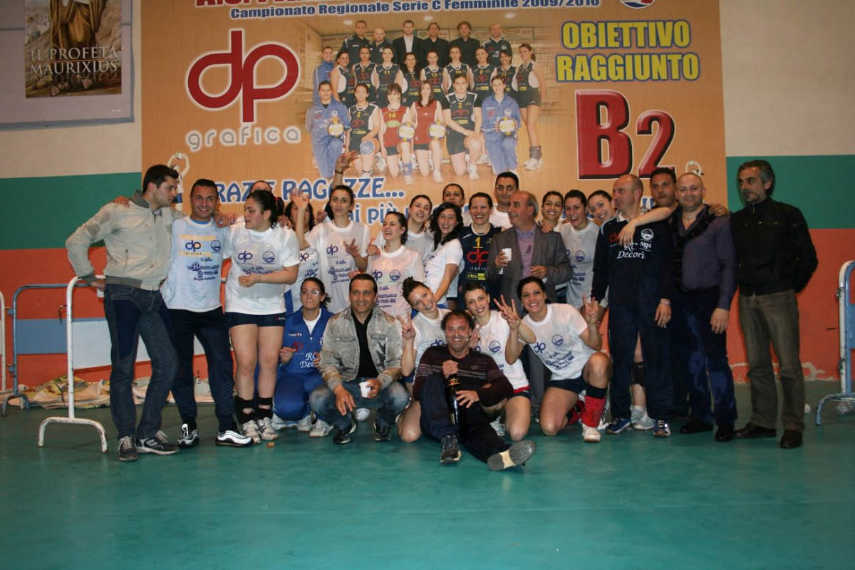 vallecrati_volley Volley: Vallecrati promossa in B2