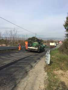 lavori-sp234-strada2-225x300 Possibilità di ammodernamento per la strada che collega Bisignano con Acri