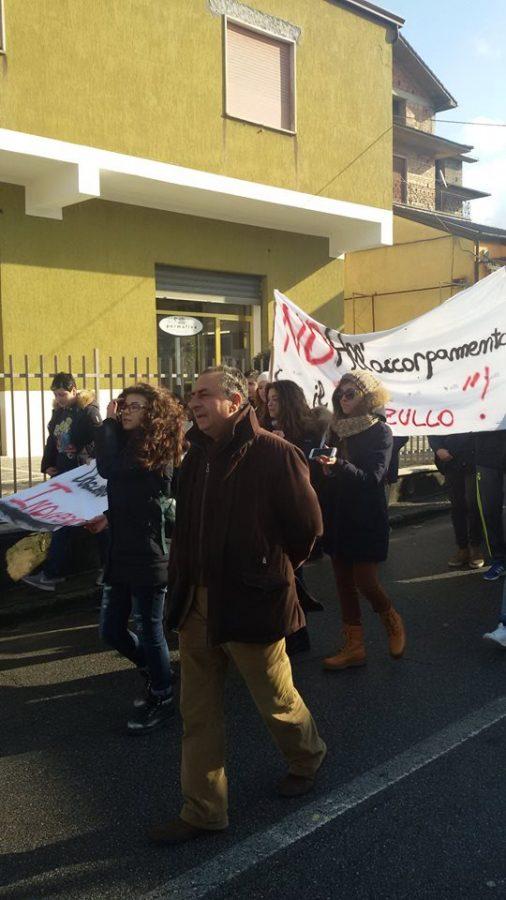 protesta-studenti-5 La protesta degli studenti, no alla perdita dell'autonomia