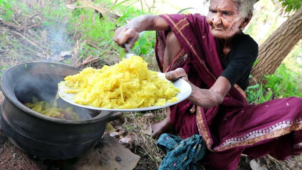 """youtuber-mastanamma-1024x576 La Youtuber indiana di 106 anni """"star"""" dei fornelli"""