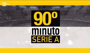 SerieA 90° minuto, puntata 21-05-2017 (e bilancio finale 2016-17)