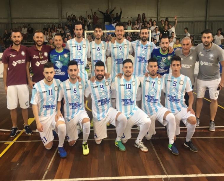 bisignano-futsal-c5-2017 Calcio a 5, Bisignano conquista la serie C1