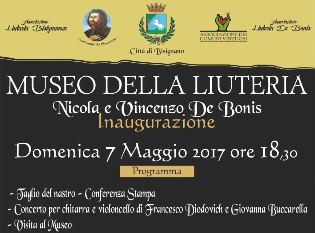 inaugurazione-museo-liuteria-1024x759 Sarà inaugurato il Museo della liuteria di Bisignano