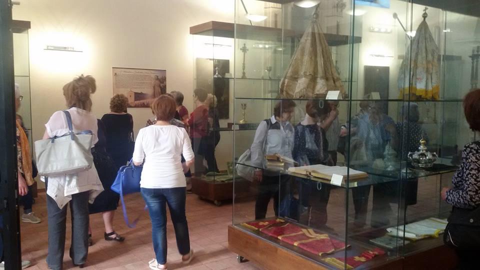 museo-arte-sacra-bisignano La prima visita al Museo di Arte Sacra di Bisignano
