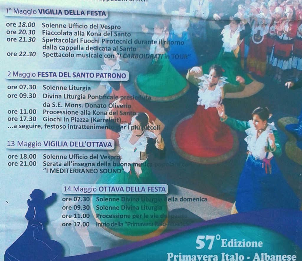 programma-santatanasio17-1024x886 Santa Sofia d'Epiro, entra nel vivo la festa di Sant'Atanasio