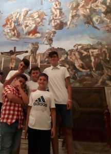 20170731_184805-216x300 San Tommaso & Papa Francesco: un meraviglioso incontro