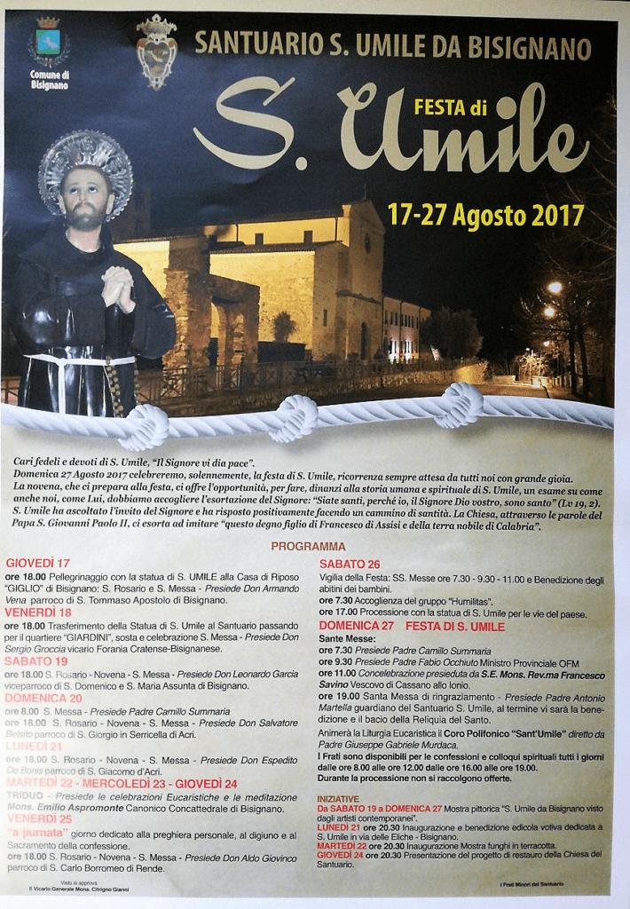 programma-.2017_santumile-710x1024 Inizia la festa religiosa di Sant'Umile