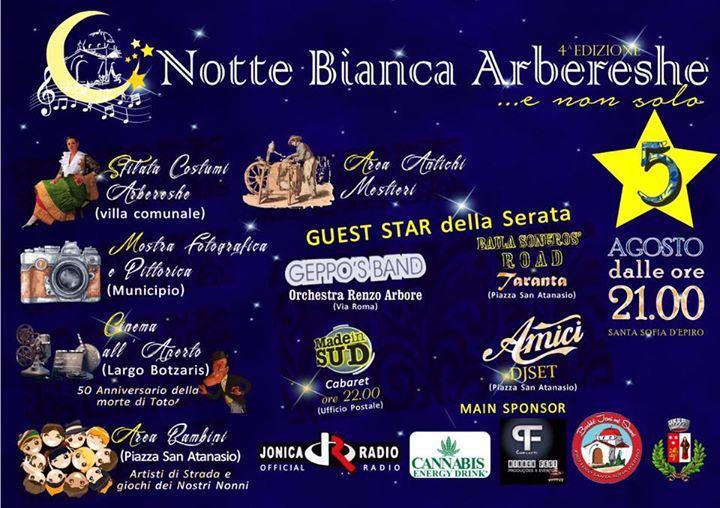 santa-sofia_notte_arbereshe_2017 La 4^Notte bianca Arbereshe a Santa Sofia d'Epiro