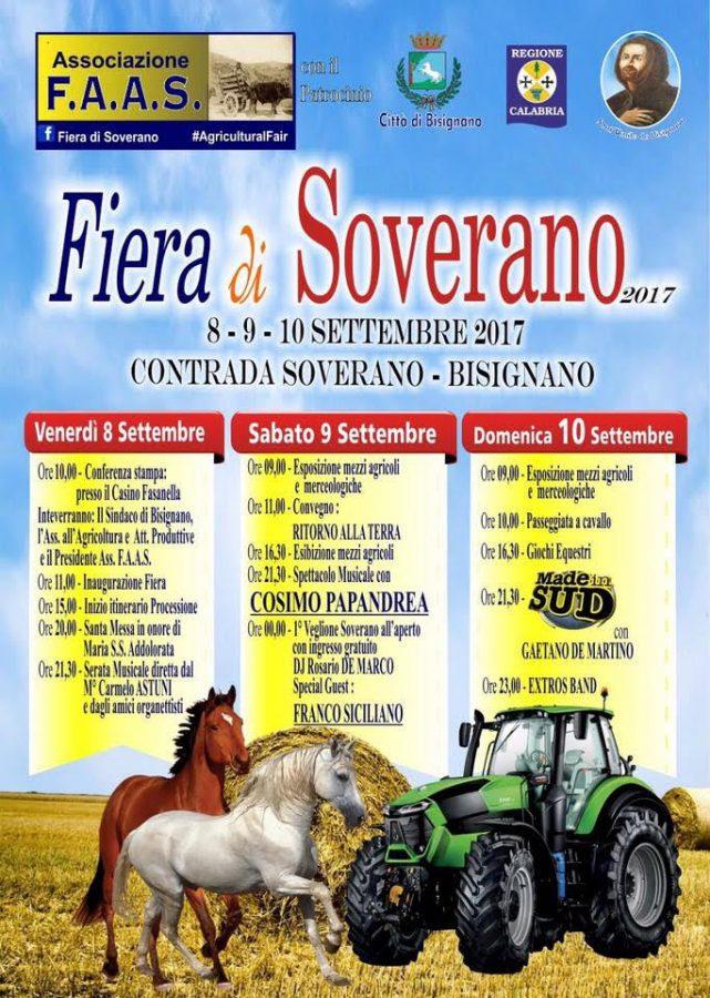 fiera_soverano_1 Venerdì al via la Fiera di Soverano edizione 2017
