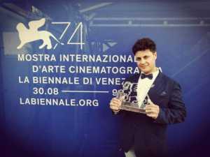 mattia_Scaramuzzo-300x225 Mattia Scaramuzzo premiato alla Biennale di Venezia