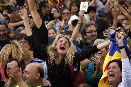 catalogna-indipendente La Catalogna si proclama indipendente