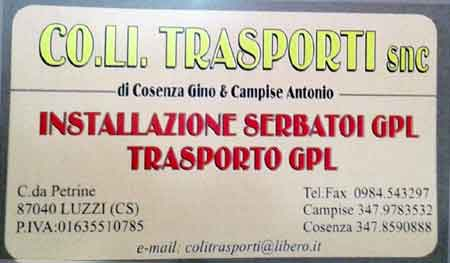 co.li-trasporti Home