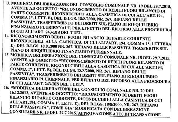 punti-odg-consiglio27ottobre-3 Convocazione del Consiglio Comunale per il 26 Ottobre 2017