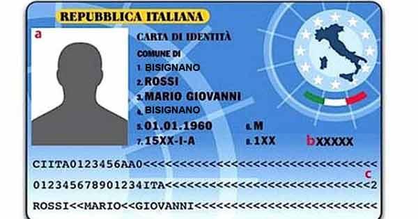 CARTA-IDENTITA-ELETTRONICA-bisignano Carta d'identità elettronica richiedibile anche al Comune di Bisignano