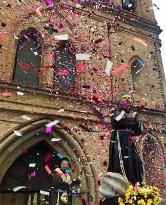 santangelo-santumile Sant'Angelo ha incontrato Sant'Umile