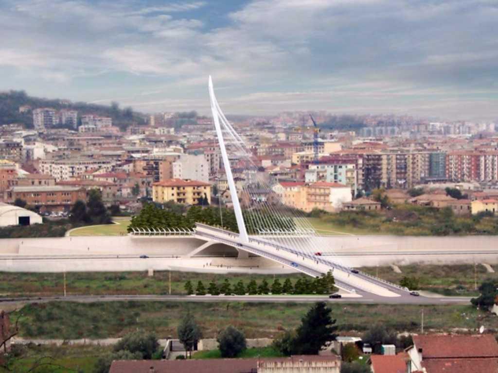 ponte-calatrava-cosenza1-1024x768 Il 26 Gennaio l'inaugurazione del Ponte di Calatrava a Cosenza