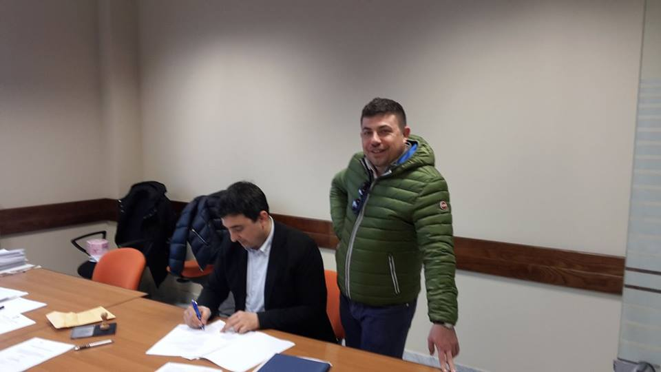 lo-giudice-nicoletti Fondi per la depurazione: firmata la convenzione con la Regione