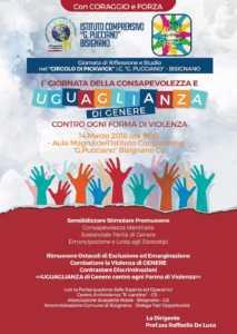 """evento-scuola-2-213x300 Identità e Uguaglianza di Genere contro ogni Violenza all'I.C. """"G.Pucciano"""" di Bisignano."""