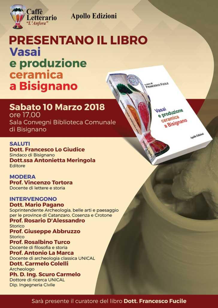 """vasai-produzione-bisignano-728x1024 Francesco Fucile presenterà il suo libro """"Vasai e produzione ceramica a Bisignano"""""""