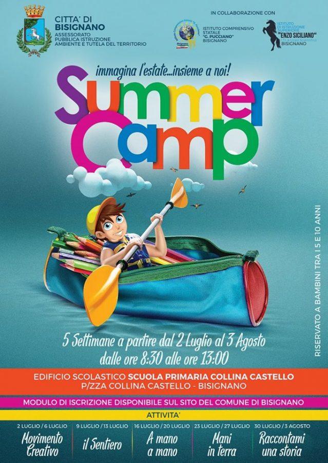 summer-camp Un campo estivo per i ragazzi