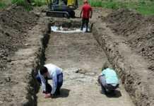 Villa Romana a Bisignano archeologia scavi