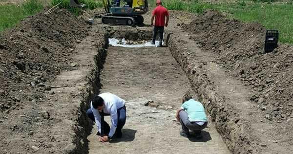 villa-romana Una villa Romana in contrada Squarcio: l'importante scoperta archeologica