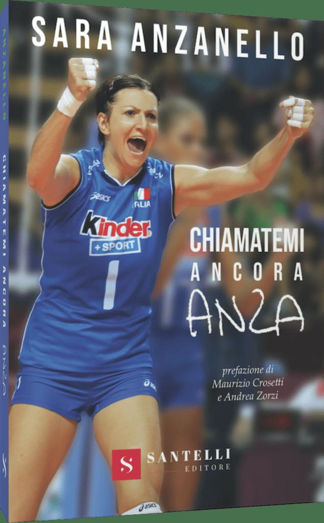 Chiamatemi ancora Anza - Sara Anzanello
