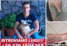 Luigi Fumarola scomparso da Bisignano