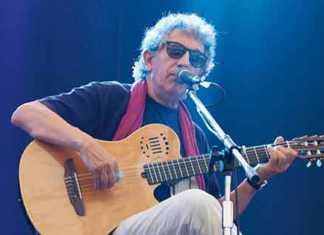 Eugenio Bennato concerto chitarra