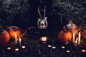 Candele Halloween Zucche