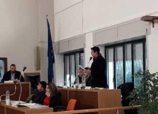 Francesca Pirillo consiglio comunale di Bisignano 2019