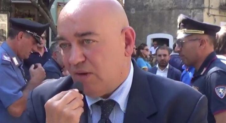 Alessandro Tocci sindaco Civita