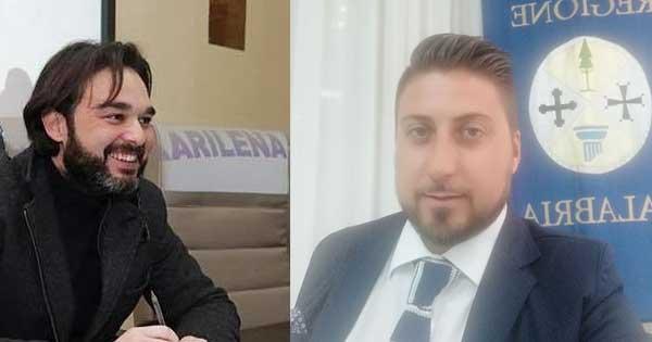 Graziano Fusaro e Francesco Chiaravalle
